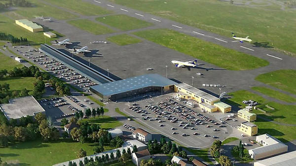 Le Grand Narbonne participe au développement et à l'extension de l'aéroport de Carcassonne.